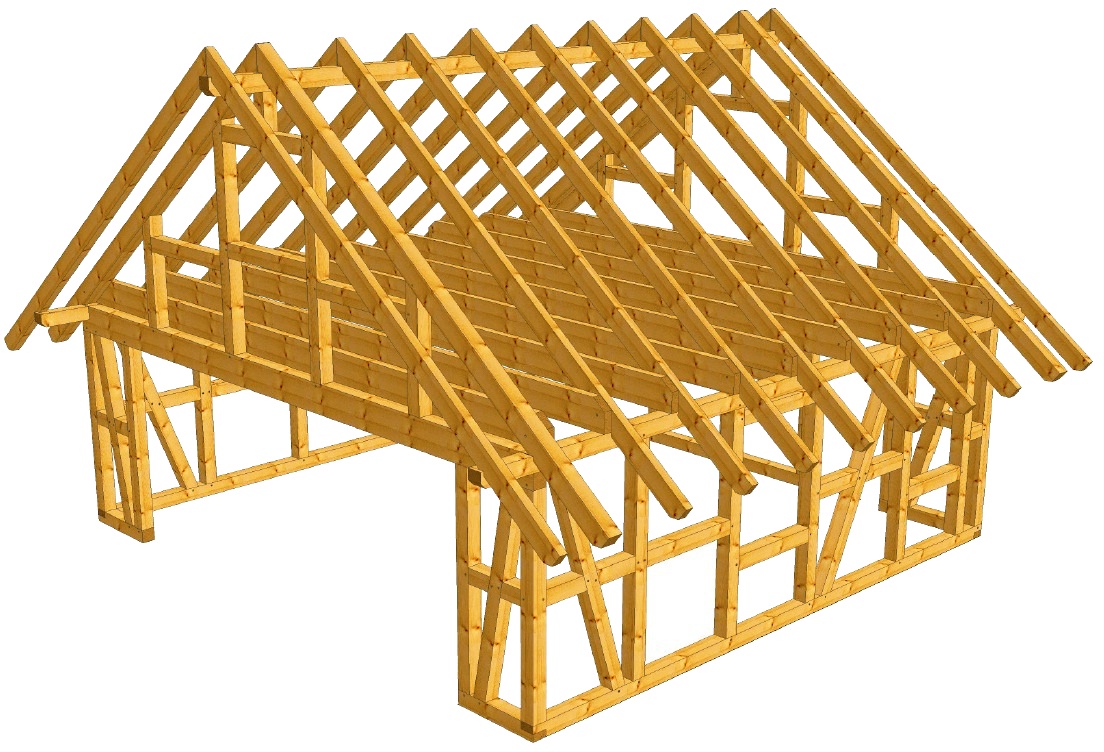 Fachwerk Garage Celle Als Bausatz Carport Beelitz